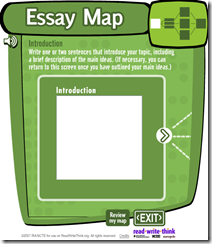 Read write and think persuasion map read